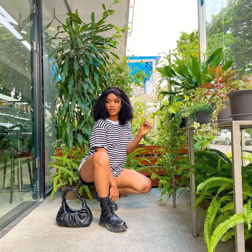 Isabella Ayomobi pix