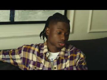 DOWNLOAD VIDEO: Lil Kesh - Love Like This Feat. Fireboy Dml Mp4