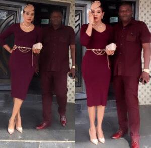 Nkiru Umeh and husband