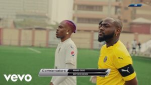 [VIDEO] Davido - La La Ft. Ckay Mp4 download