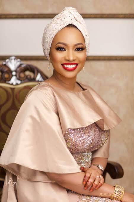 Fatima Ganduje Ajimobi photo