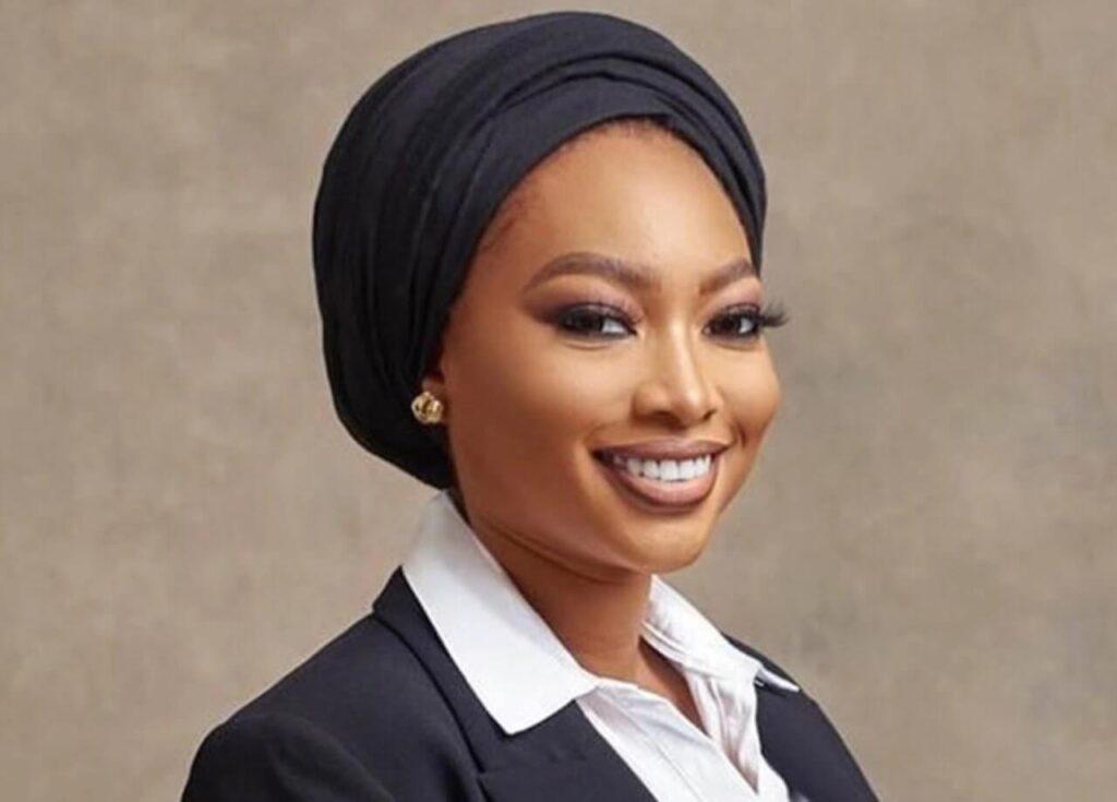 Fatima Ganduje Ajimobi picture