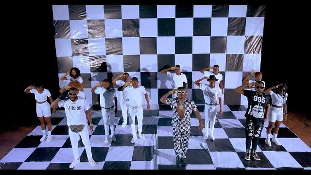 Download Harmonize - Attitude Ft. Awilo Longomba, H Baba Mp4 Video