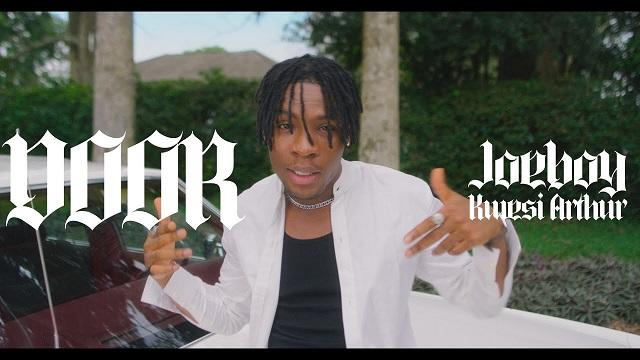 Download Joeboy - Door (Remix) Ft. Kwesi Arthur Mp4 Video
