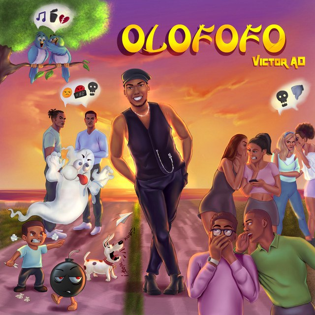 Download Victor AD - Olofofo Mp3