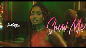 Joeboy Show Me Video Mp4 download