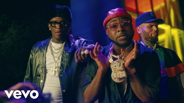 VIDEO: Davido - Shopping Spree Ft. Chris Brown, Young Thug Mp4 download