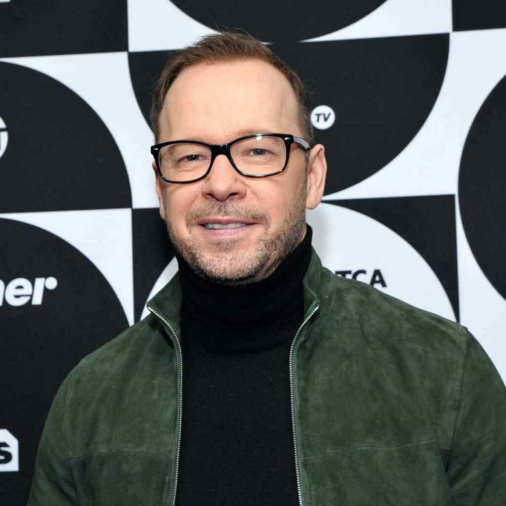 Donnie Wahlberg Biography: Age, Wife, Net Worth